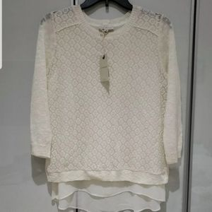 New Lucky Brand  Top Size Small NWT